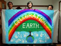 "CELEBRATION EARTH ""Peace day Every day"" Celebration earth"