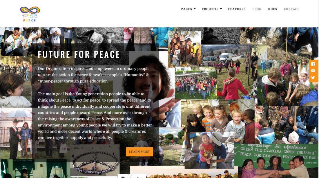 future for peace