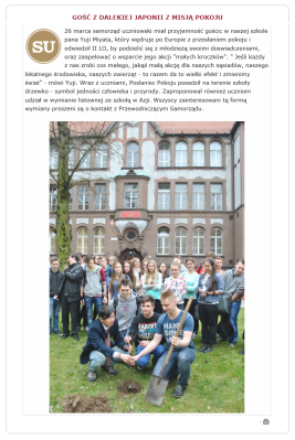 legnica school news