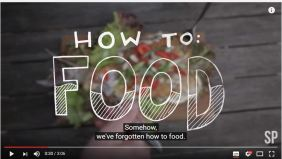 how to food